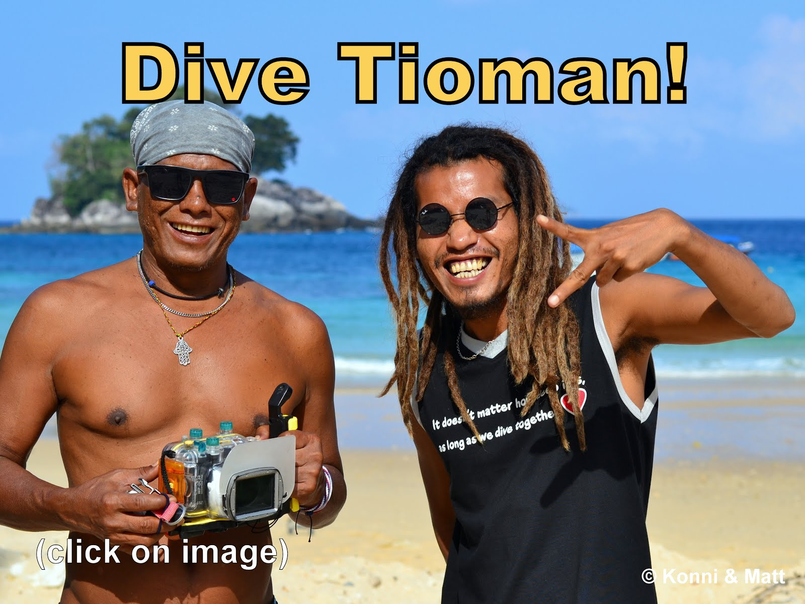 Dive Tioman - click on image for details