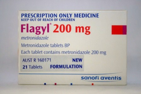 Flagyl yeast infection treatment