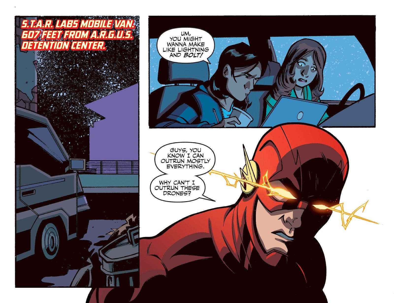 The Flash: Season Zero [I] Issue #16 #16 - English 9