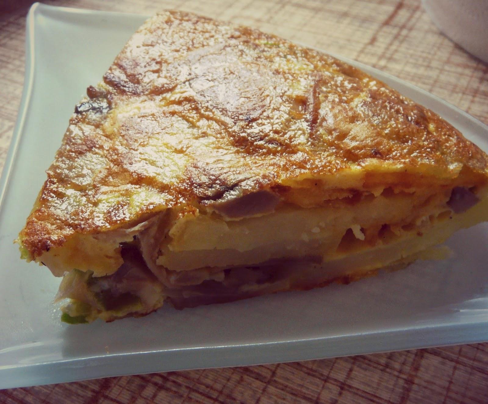 Receta de Tortil...
