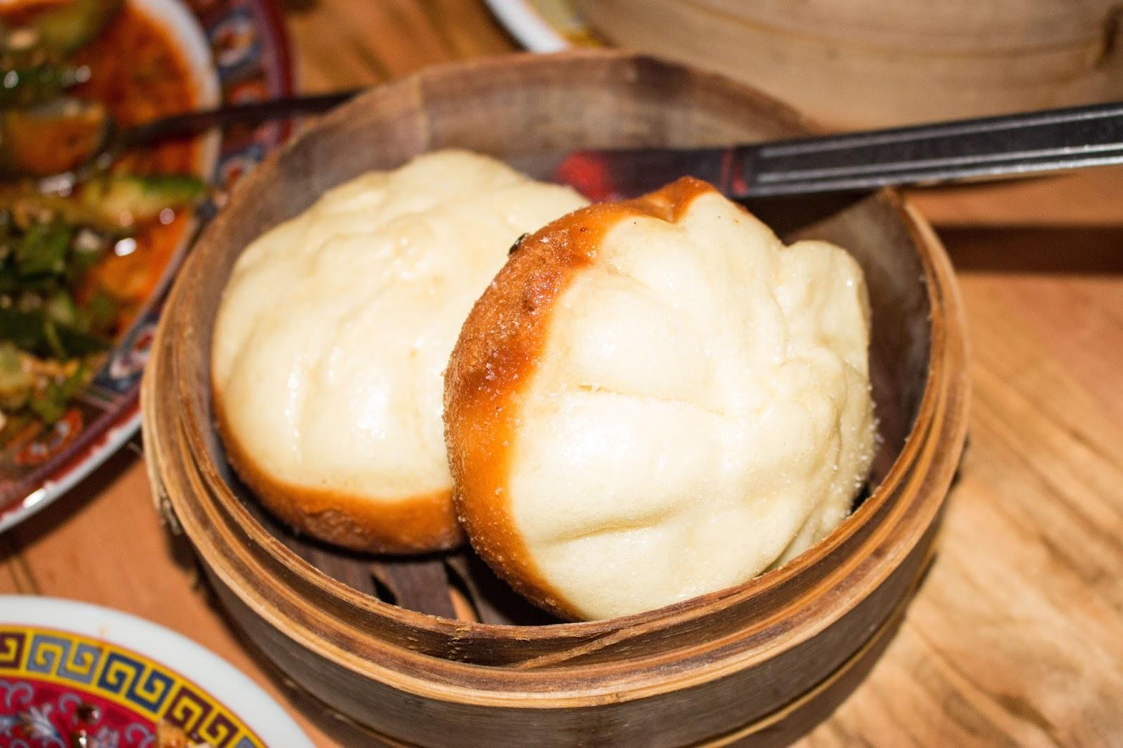 Bing Bing Dim Sum Roast Pork Bao