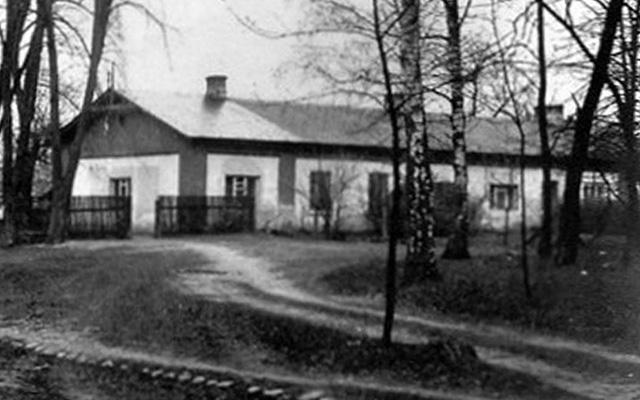 Leśniczówka Bielawy, w której odbyła się 23 grudnia 1939 roku wigilia żołnierzy majora Hubala.