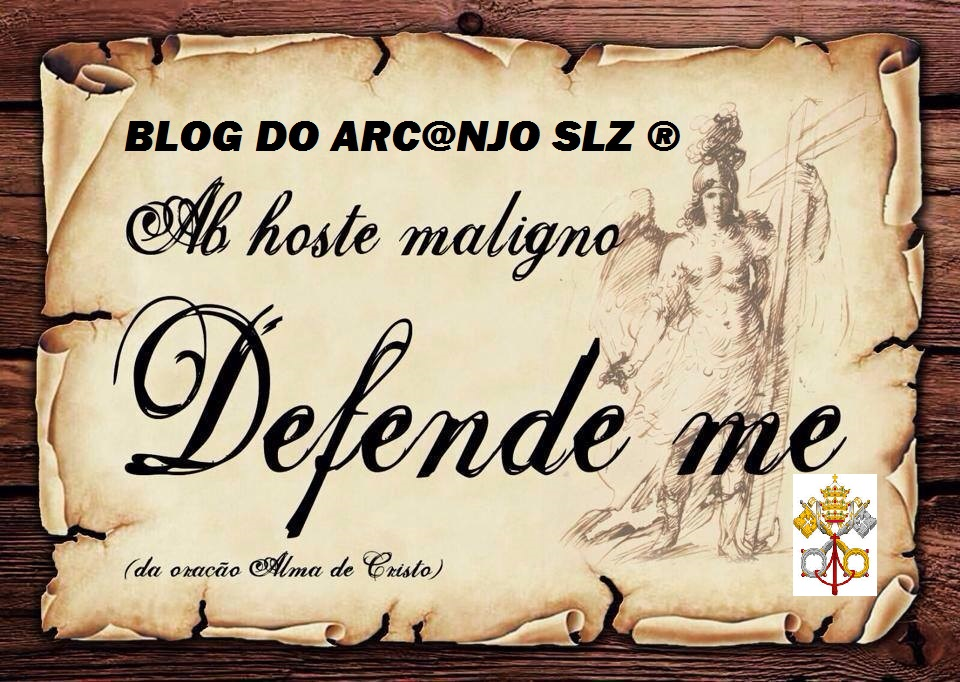 BLOG DO ARC@NJO SLZ ®