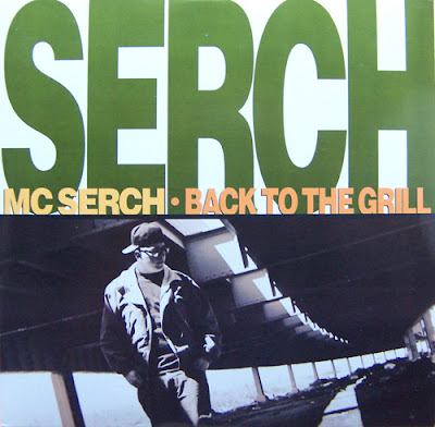 MC Serch ‎– Back To The Grill (VLS) (1992) (320 kbps)