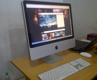 Jual Macbook 21'9 Inch - iMac 9.1 2nd