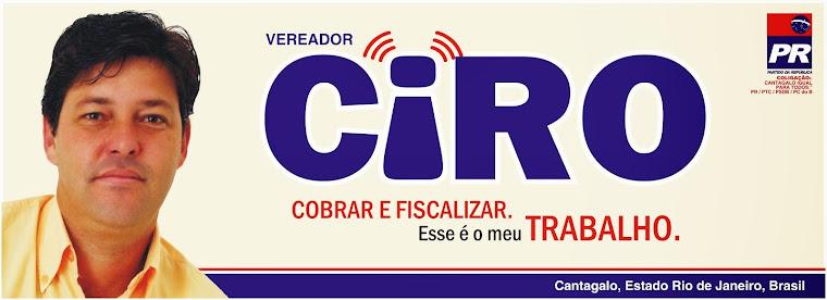 Vereador Ciro Fernandes