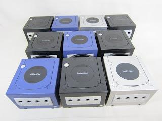 10x Gamecube consoles