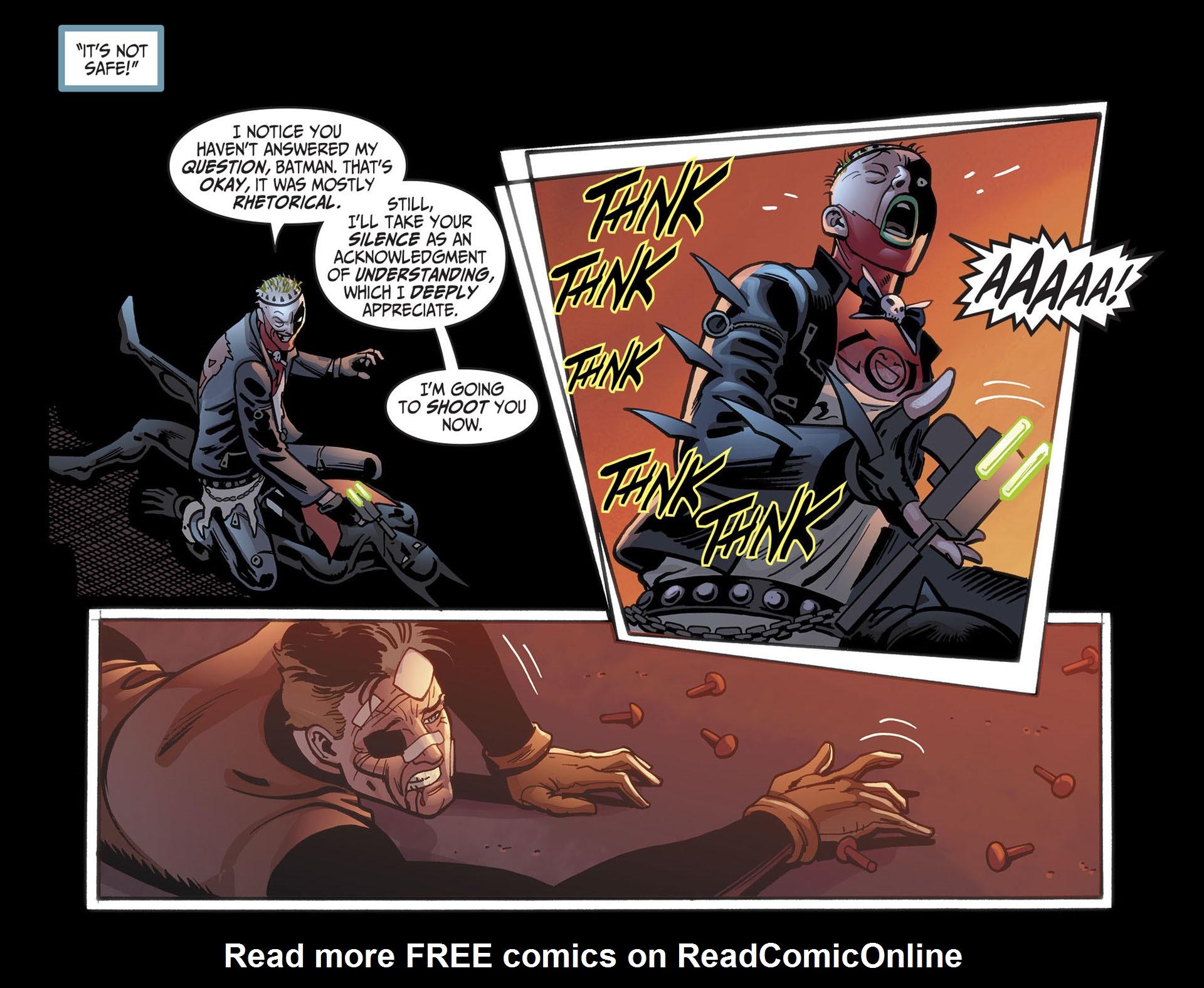 Batman Beyond (2012) Issue #18 #18 - English 11