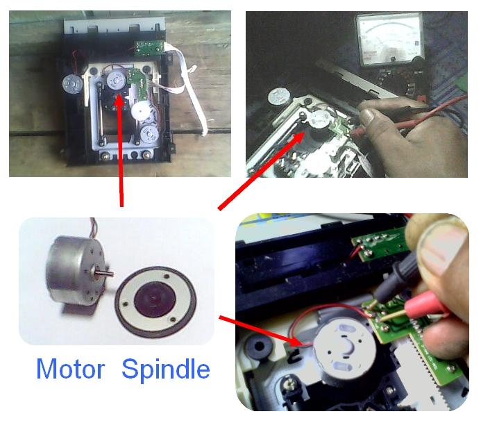Mr Hb Electronic Service Memperbaiki Dvd Player Murmer