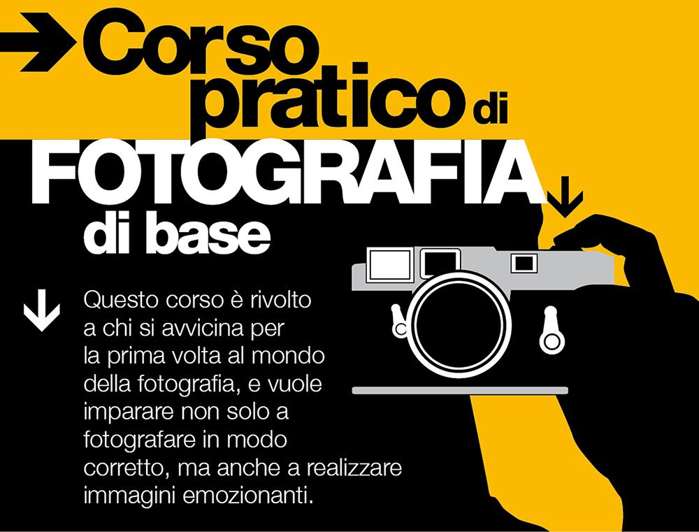 Corso Pratico di Fotografia di Base