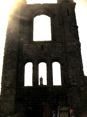Cattedrale, St Andrews, Scozia