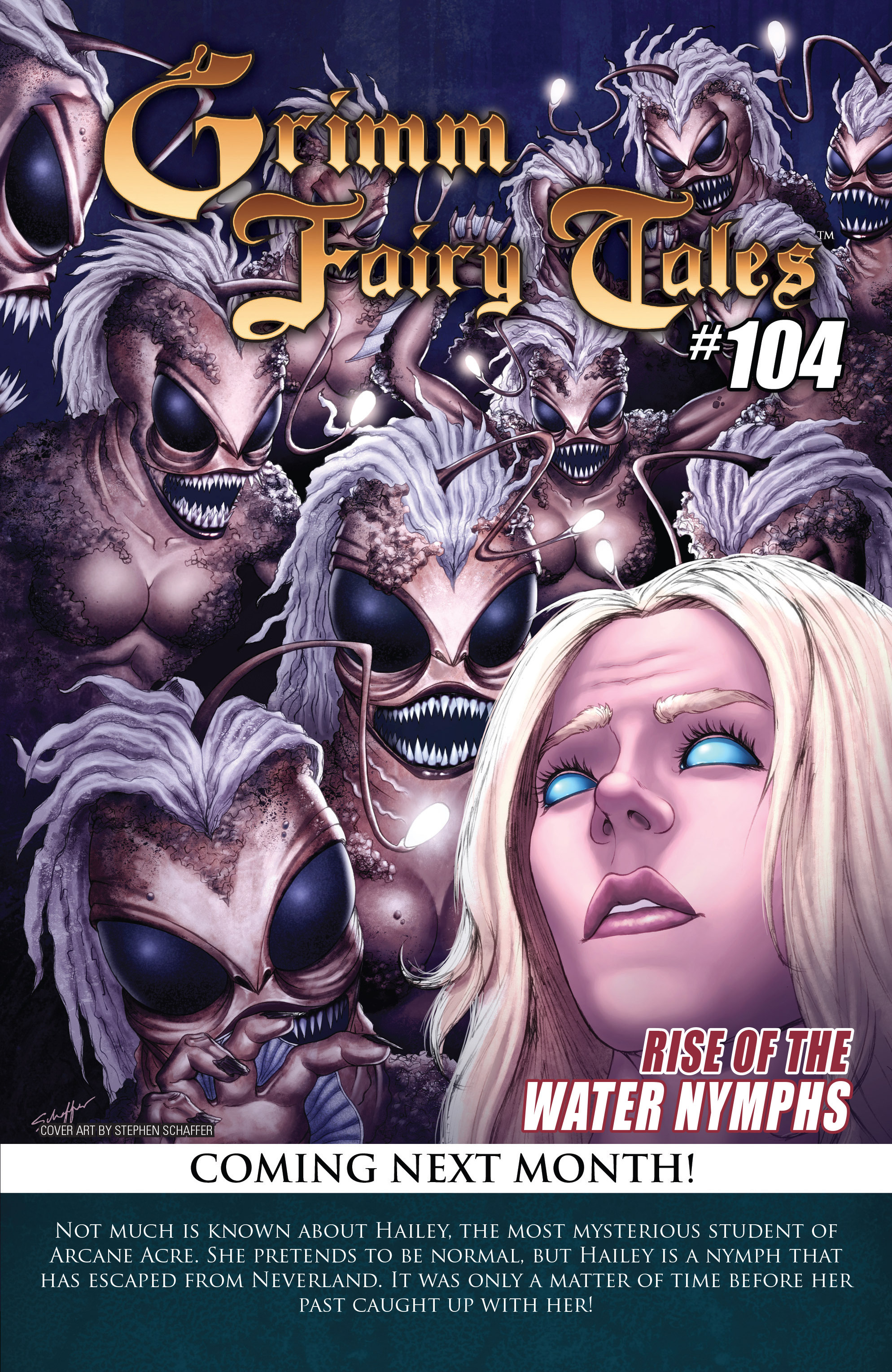 Grimm Fairy Tales (2005) Issue #103 #106 - English 26