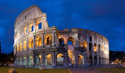El Coliseo Romano, Roma, Que ver en Roma, Que visitar en Roma, El Coliseo, Historia y Turismo en Roma, Lugares Turisticos en Roma, Anfiteatro Flavio,