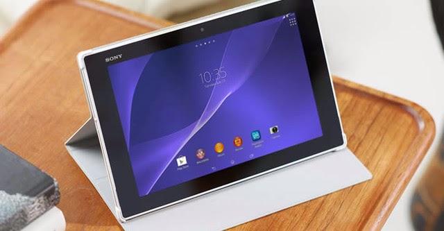 Sony ra mắt tablet cạnh tranh Surface Pro 3 và Galaxy Note Pro?