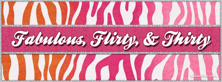 flirty 30 birthday Explore chrissy kaemmerlen's board flirty 30 on pinterest | see more ideas about 30th birthday, birthdays and 30 birthday.