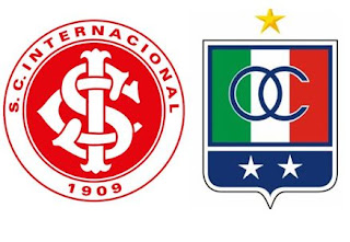 Internacional Vs Once Caldas – Copa Libertadores