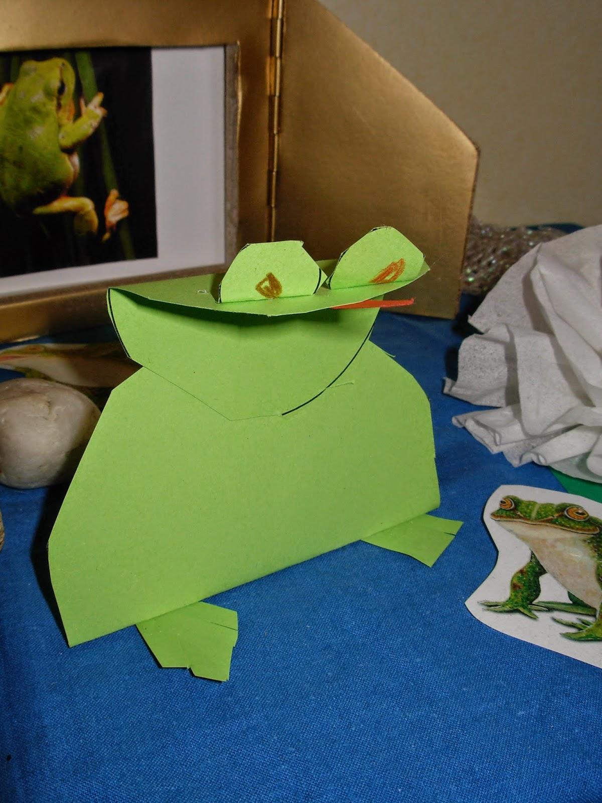 Anleitung und Download für Frosch