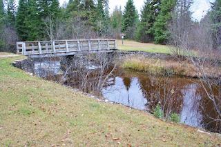 Eckerman, MI Trout Pond