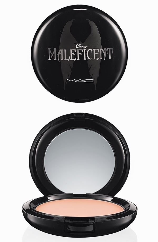 MAC Maleficent collection BEAUTY POWDER Natural