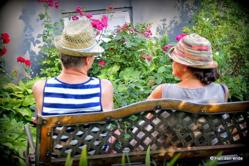 Helenas Trädgård skriver om Sanda Cottage: