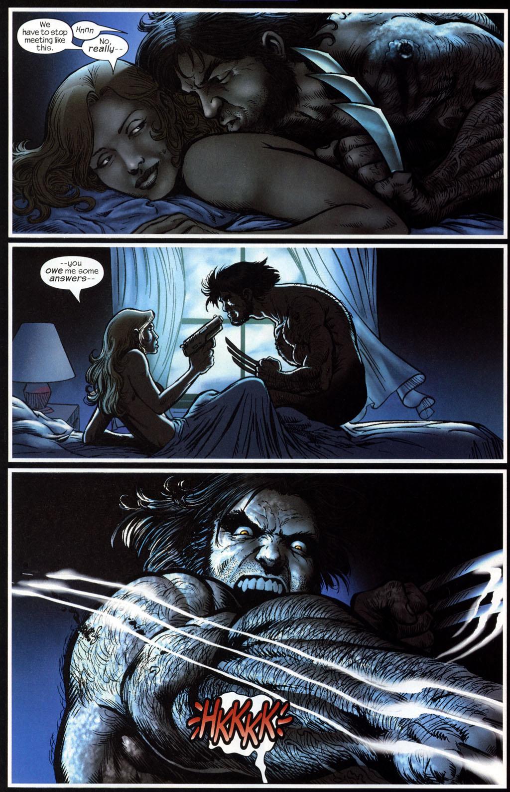 Read online Wolverine (2003) comic -  Issue #6 - 15