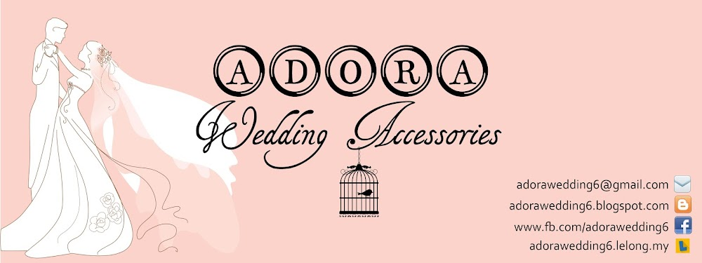 Adora Wedding Accessories
