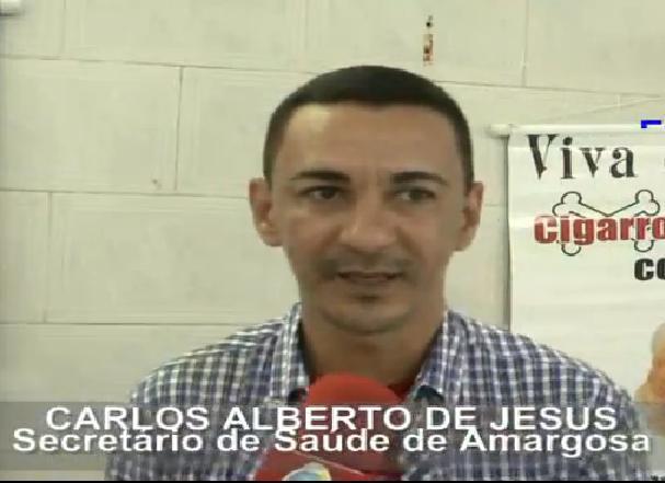 Sec. Municipal de Saúde em Amargosa traça um diagnostico destes primeiros meses da nova gestão