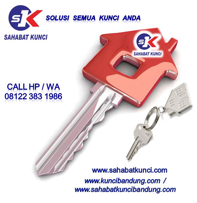 Tukang Kunci di Bandung