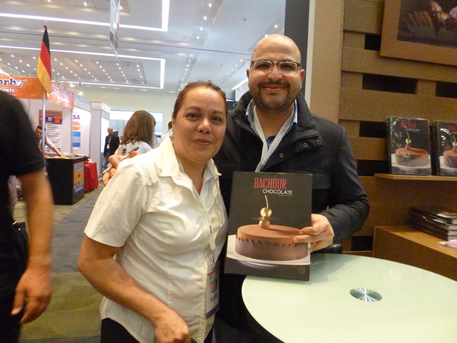 Con Chef Antonio Bachour