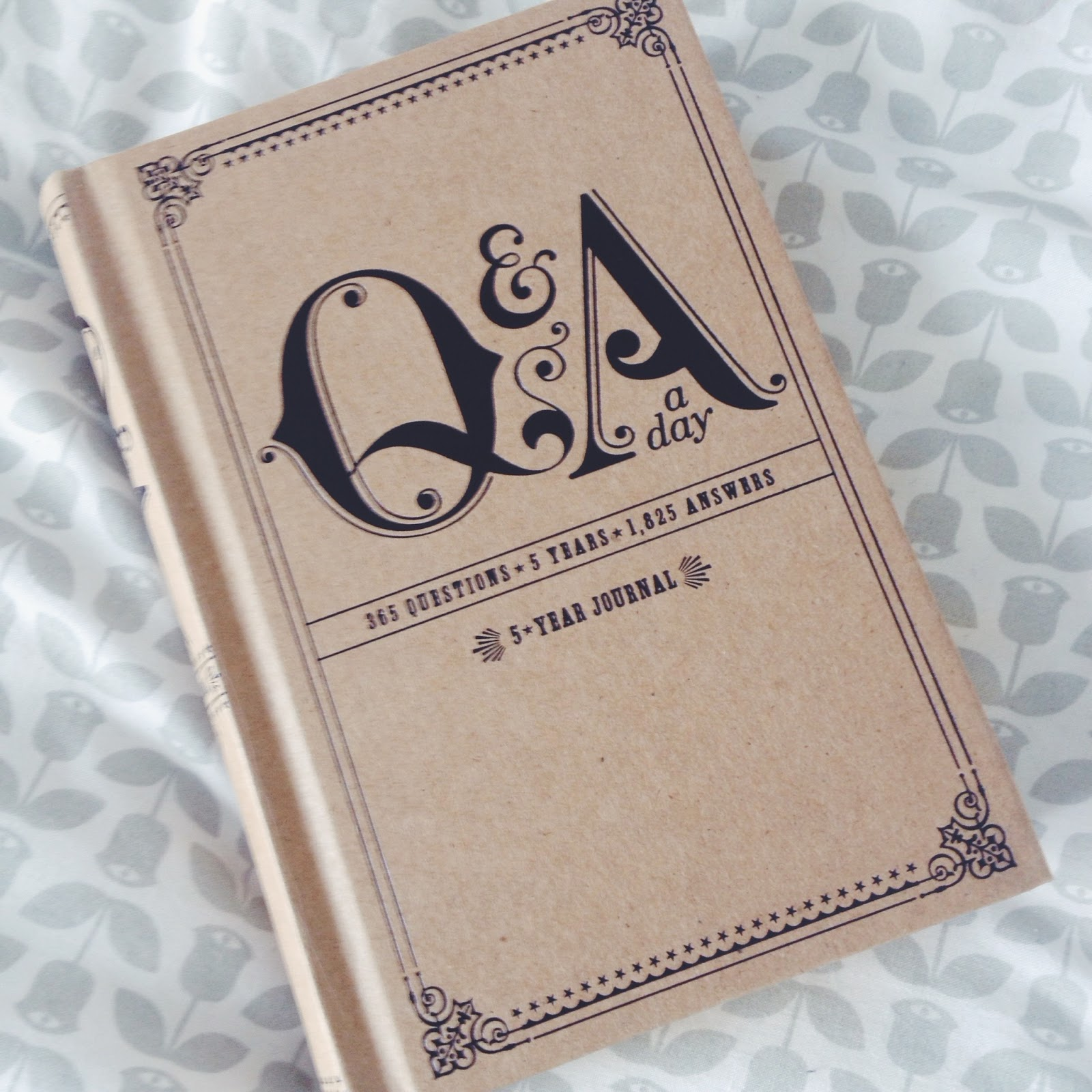 q & a a day journal
