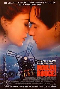 Cối Xay Gió Đỏ - Moulin Rouge! (2001) Poster