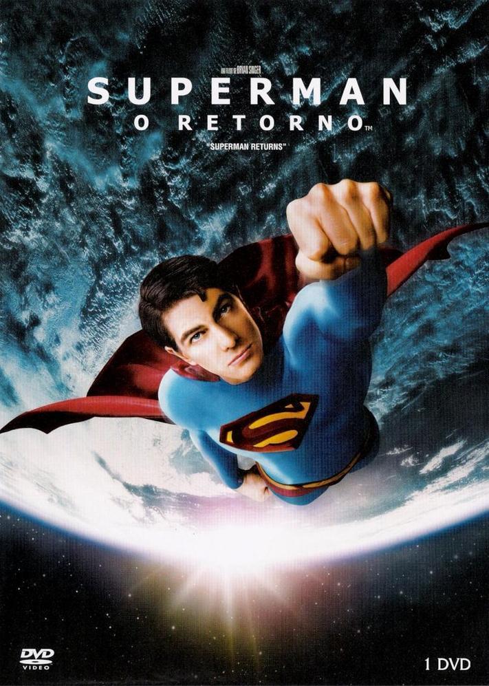 Filme Superman O Retorno Dublado AVI DVDRip