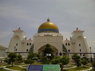 #UltrasJelajahMelaka : Masjid Selat