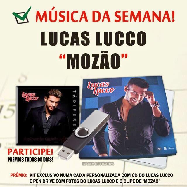 Musica Lucas Moura E Cristiano: Lucas Lucco FC: Até Sexta , Mozão, Do Lucas Lucco, é A