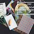 10 minutes DIY: MINI MAGAZINE COVER NOTEBOOK
