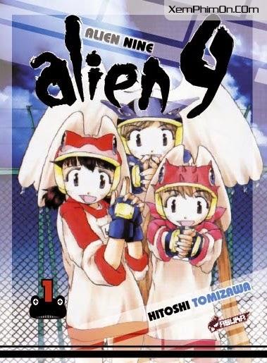 Alien 9 Full HD Lồng tiếng