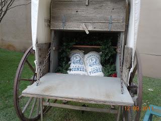 pioneer flour sacks