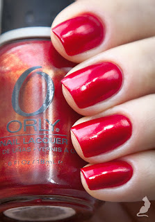 Orly Scarlet