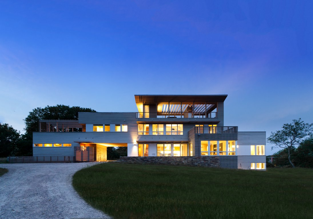 Fishers island house by resolution 4 architecture new Modern house architect new york