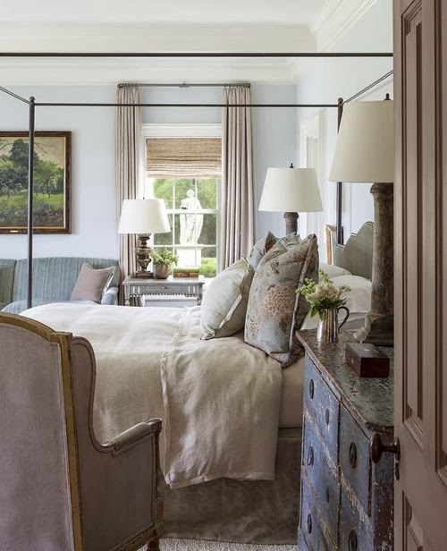 Gorgeuous bedrooms/lulu klein