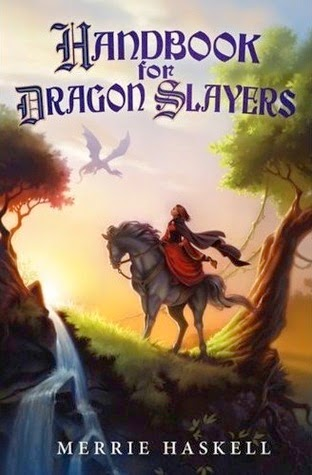 https://www.goodreads.com/book/show/13624404-handbook-for-dragon-slayers?from_search=true