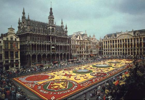 Belgica  Grand-Place-brussels