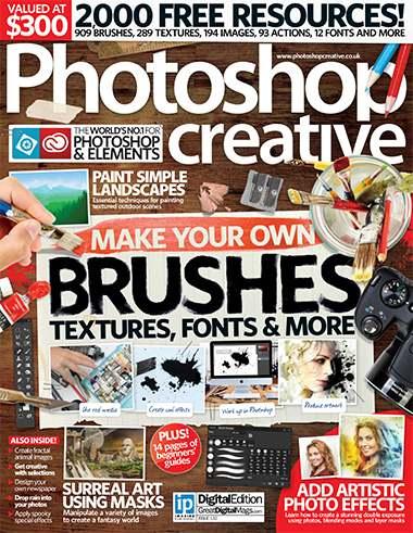 Photoshop Creative Magazine Issue 132 2015