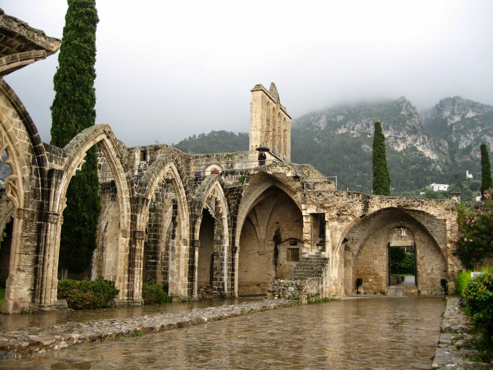 República Turca de Chipre - Beylerbeyi (Bellapais)