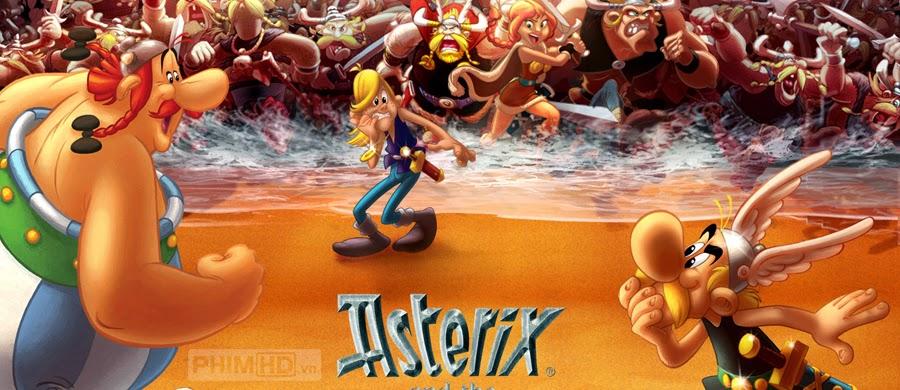 Phim Asterix Và Cướp Biển Vikings VietSub HD | Asterix And The Vikings 2006
