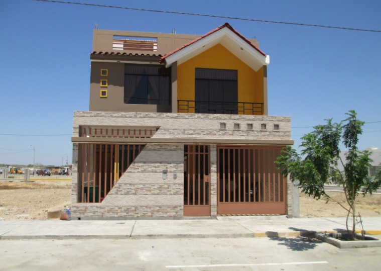 Fotos de fachadas de casas bonitas e modernas for Casas modernas simples