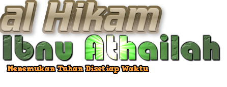 AL-HIKAM IBNU ATHAILAH
