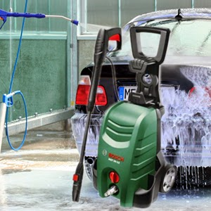 Bosch AQT 37-13 Home and Car Power Washer (2.3HP) | 2HP Bosch AQT 37-13 Car Washers Online - Pumpkart.com