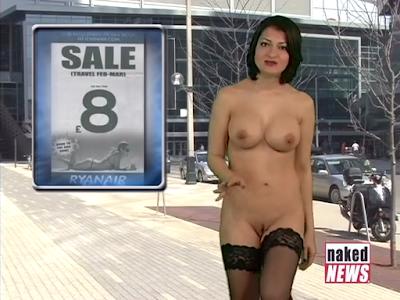 Naked news ariella banks streets consider