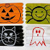 Quebra-cabeças feitos com palitos de picolé atividade para dia das bruxas ou Halloween!